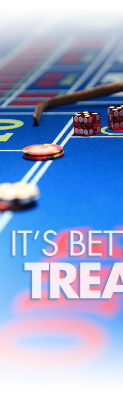online gambling market leaders